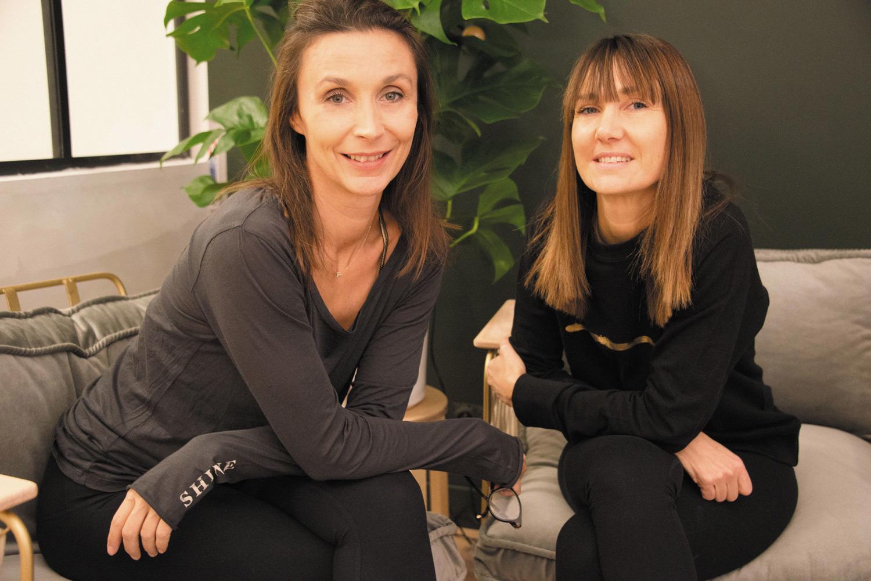Ariane De Smet et Céline Anthonioz - Studio B-Unik